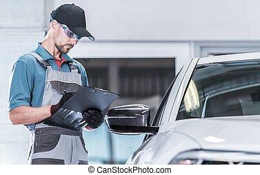 Certified Auto Service Worker