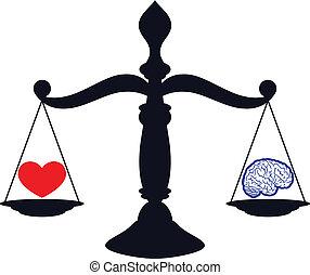 cerveau, amour