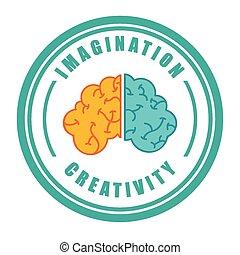 cerveau, concept