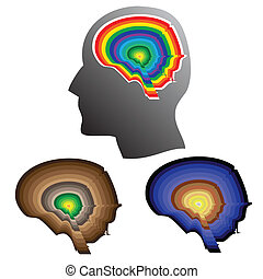 cerveau, créatif