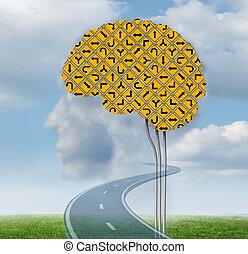 cerveau, fonctionnement