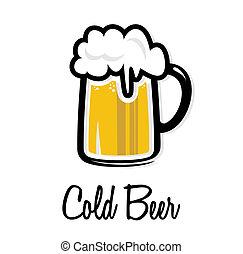 cerveja assalta, ícone