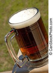 cerveja, britânico