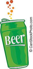 cerveja pode