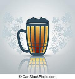 cerveja, quartilho