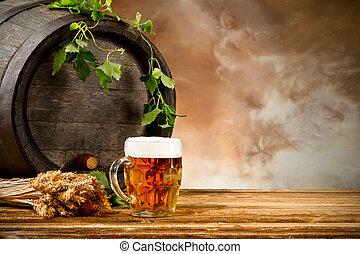 cerveja, vida