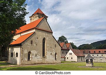 Cerveny klastor - Red Cloister (slovak: Cerveny klastor)...