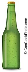 cerveza, botella