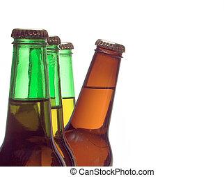 cerveza, echar una ojeada