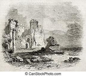 cesarea, ruinen