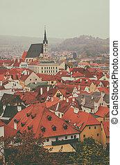 Cesky Krumlov town - Cesky Krumlov - a famous czech ...