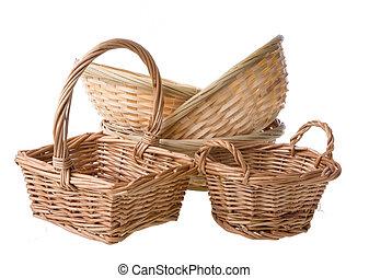cesta feito vime