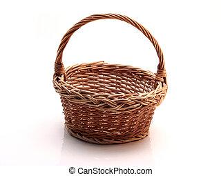 cesta, pequeno