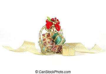 cesta, regalos