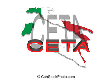 CETA - comprehensive economic and trade agreement on Italy ...