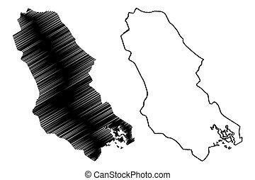 Cetinje Municipality (Montenegro, Municipalities of ...