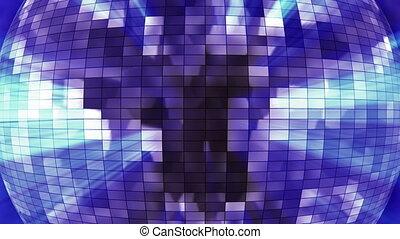 CG funky disco mirror ball V2 - CG funky disco mirror ball...