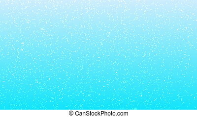 christmas snow background - cg generated christmas snow...