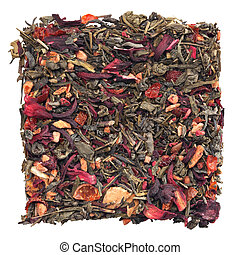chá, aromático