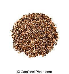 chá herbário, honeybush