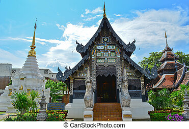 château, Ancien, asie