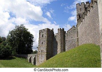 château arundel, angleterre