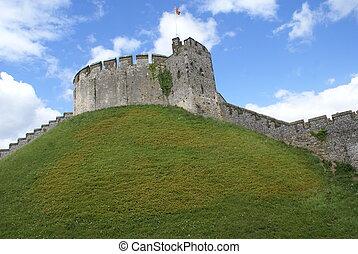 château arundel, angleterre, tour
