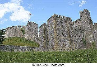 château, arundel