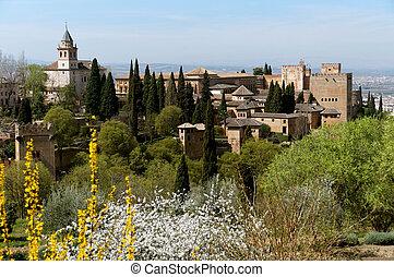 château, espagnol