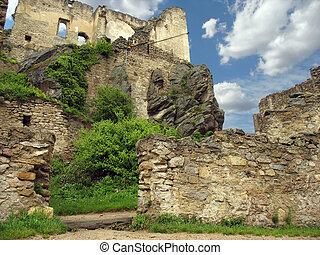 château, forteresse