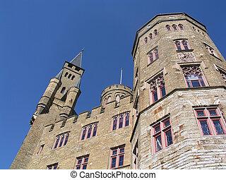 château, hohenzollern