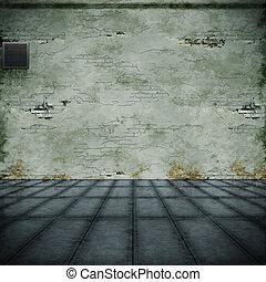chão, antigas