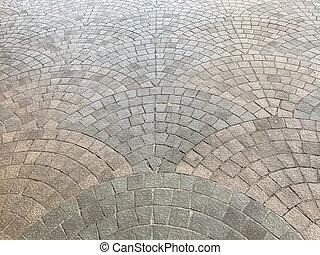 chão pedra