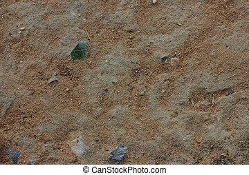 chão, pedra, solo
