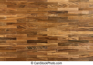 chão, -, textura, noz, madeira, parquet