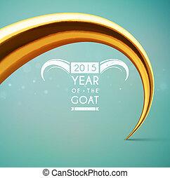 chèvre, année