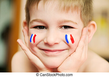 chłopiec, europejczyk