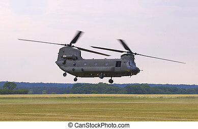 CH-47 Chinook - Chinook during airshow in Roudnice nad Labem