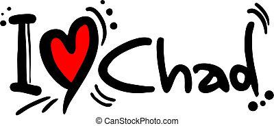 Chad love - Creative design of chad love