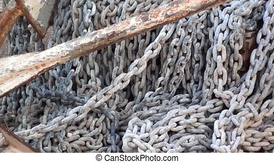 Chain and anchor zoom out