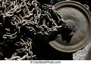 Chain and Wheel