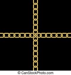 chain., goud