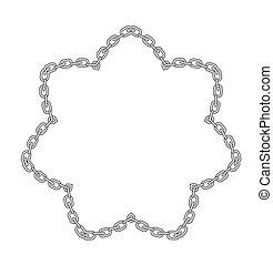 Chain Star frame