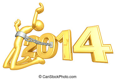 Chained To The Year
