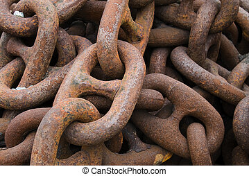 Chains - Very strong industrial chains