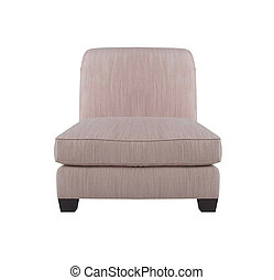 chair isolate on white