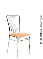 Chair isolated on a white background