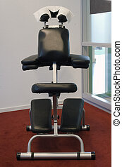 Chair massage for business