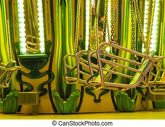Chair Swing Ride