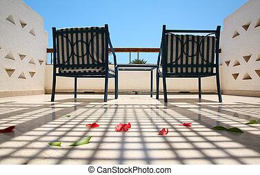 chair tropical